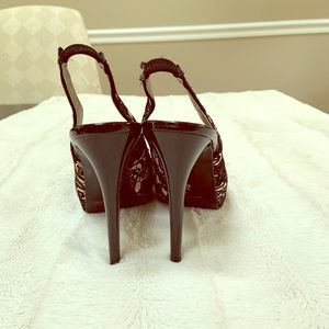 Sling back Guess Heels